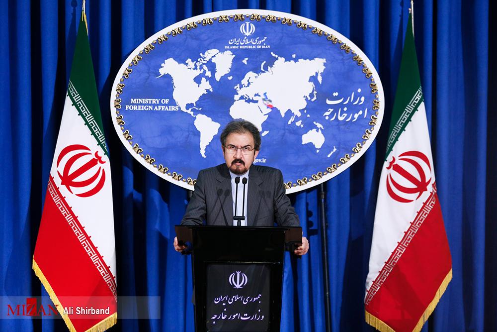سخنگوی وزارت خارجه: اتحادیه اروپا تحریمهای جدیدی علیه ایران تصویب نکرده است