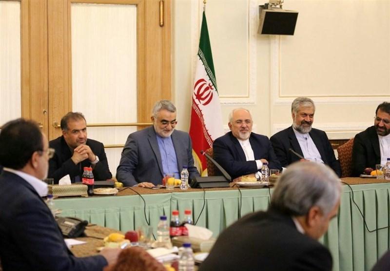 حضور فرماندهان سپاه قدس در جلسه کمیسیون امنیت ملی مجلس
