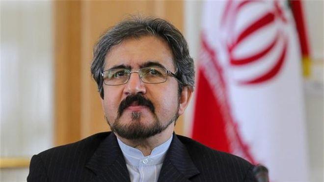 اعتراض ایران به فرانسه برای نشست مجاهدین خلق