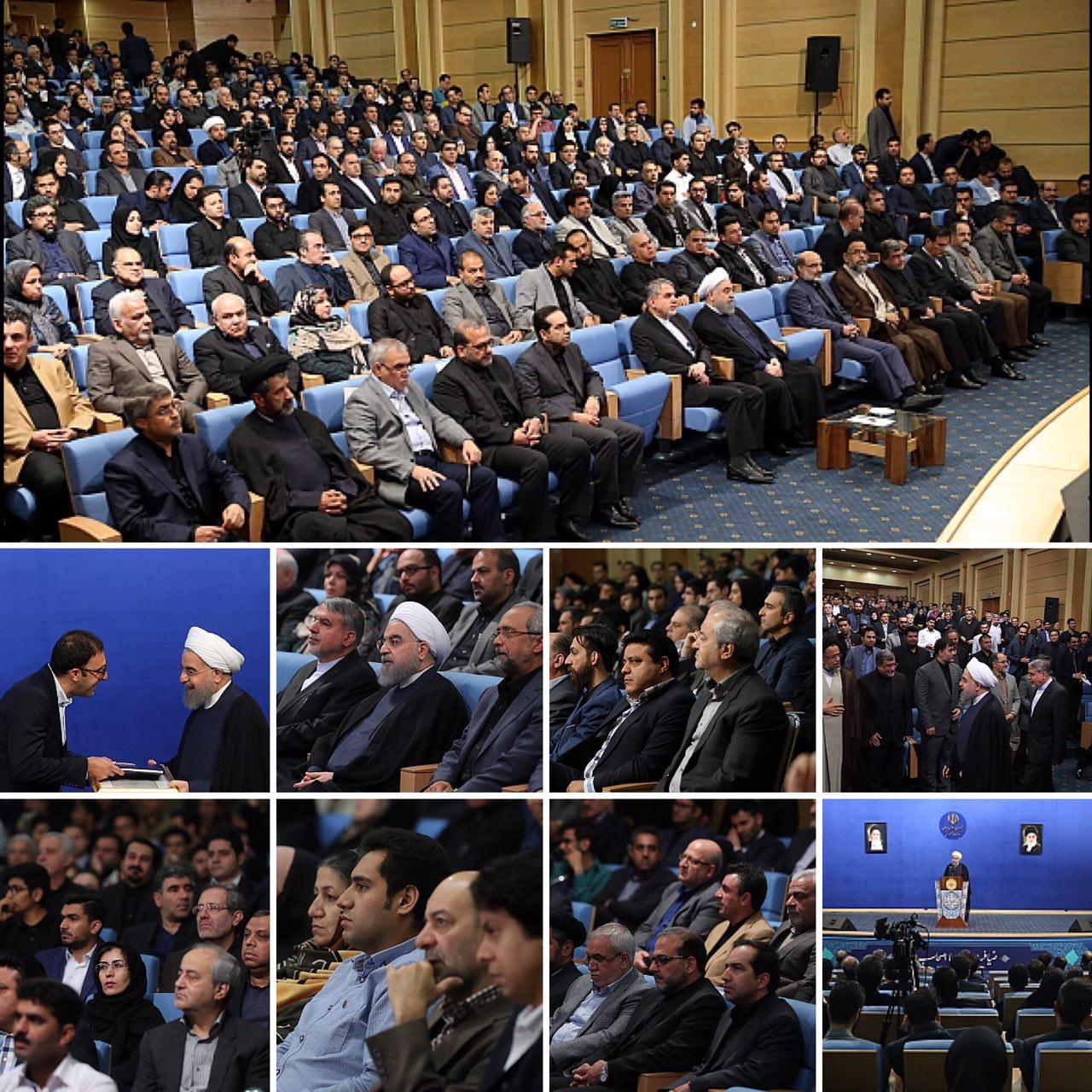 روحانی: انقلابیگری، دشنام دادن نیست