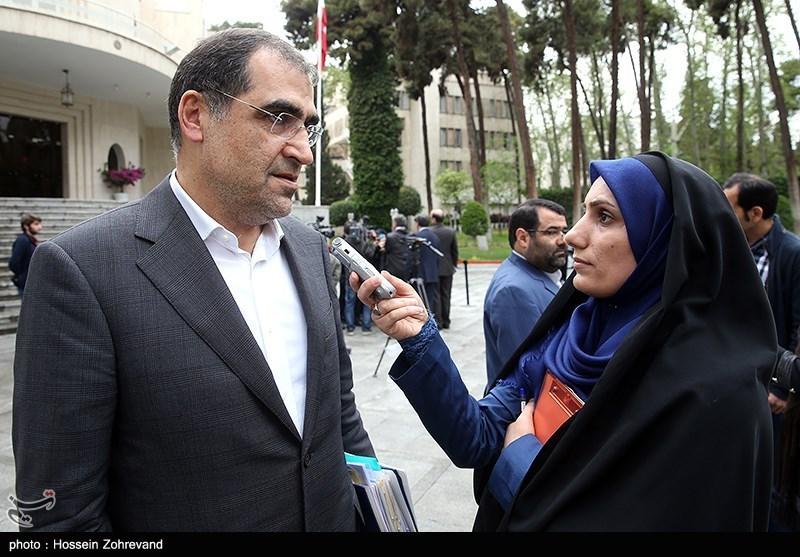 وزیر بهداشت:اعضای دولت نامزد نمی شوند