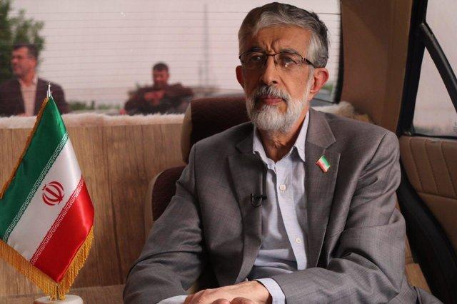 حداد عادل:رئیسی به هیچکس حکم اعدام نداده است
