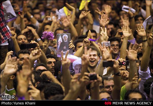 جشن پیروزی بدون اعلام و مجوز ممنوع