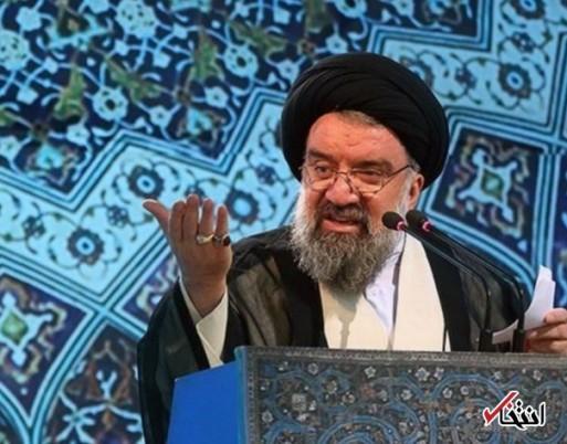هشدار احمد خاتمی: برخی برابر رهبر موضع دارند