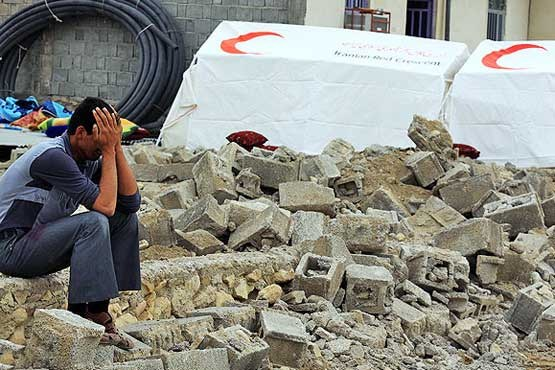 هلال احمر: به سوریه کمک نکردهایم