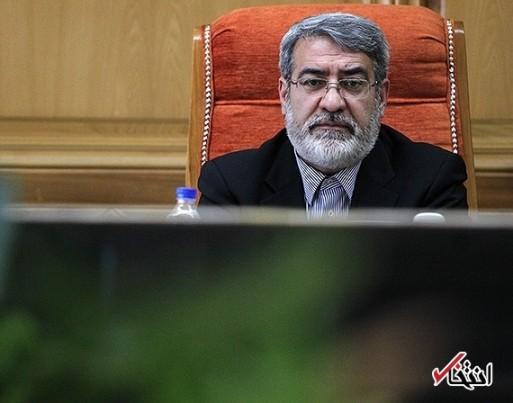 واکنش رحمانی فضلی به شایعه «باج خواهی»لاریجانی از کابینه