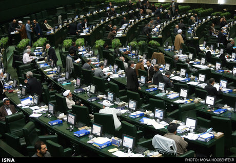 درگیری در جلسه علنی مجلس پس از نطق محمود صادقی