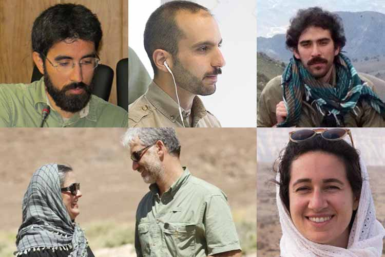 اختلاف وزارت اطلاعات و سپاه درباره اتهام جاسوسی فعالان محیط زیست