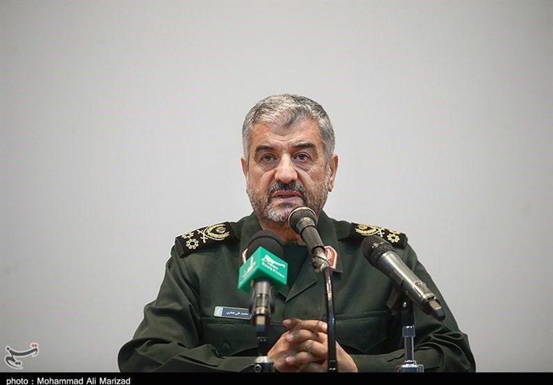 جعفری: سپاه ثارالله بر رفع تهدیدات تهران متمرکز میشود