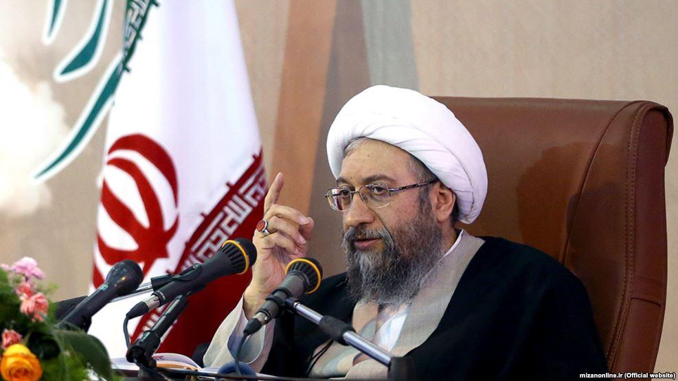 صادق لاریجانی: گزارش گزارشگر حقوق بشر دخالت در اجراییات جمهوری اسلامی است