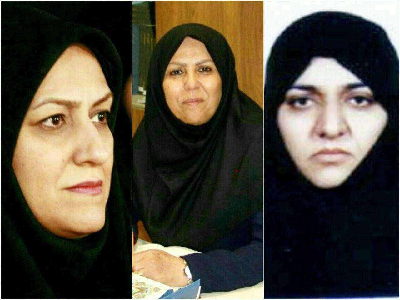 انتصاب سه زن در وزارت بهداشت