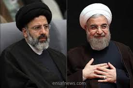نظر سنجی جدید ایپو:روحانی ۶۱ درصد رییسی ۲۷ درصد