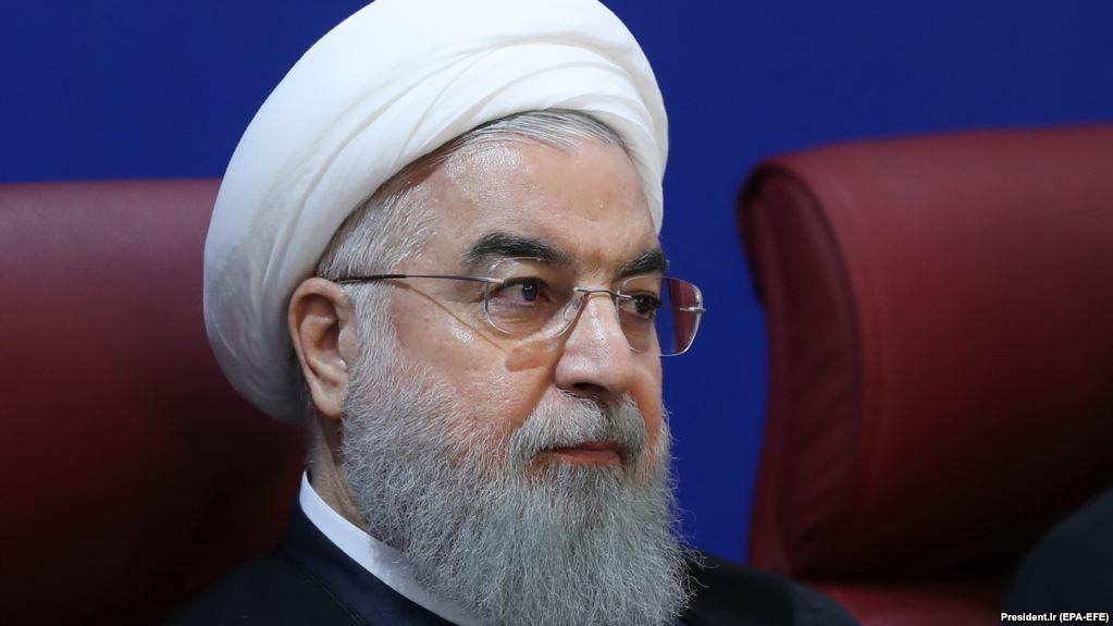 اعتراض روحانی به «آشغال» خوانده شدن معترضان ازسوی امام جمعه تهران