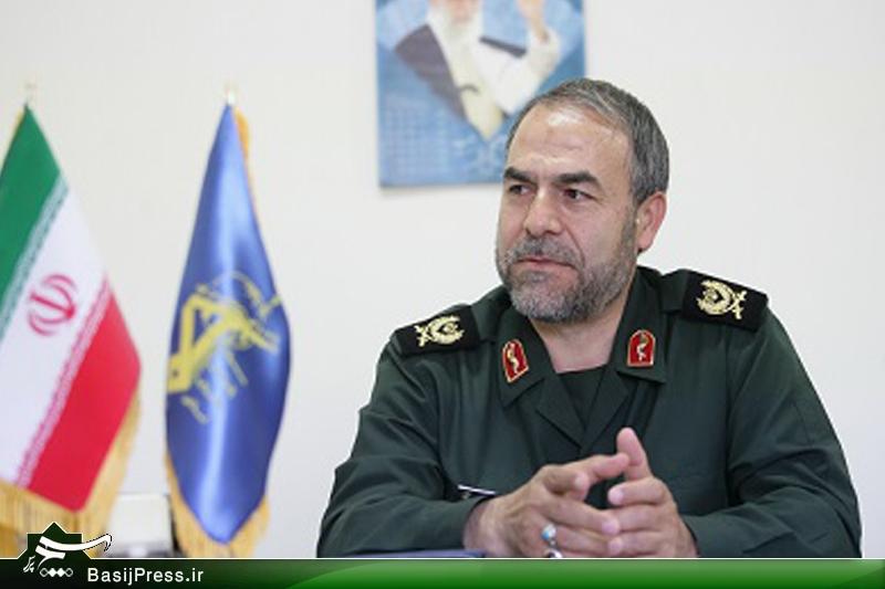 حمله عضو ارشد سپاه به روحانی
