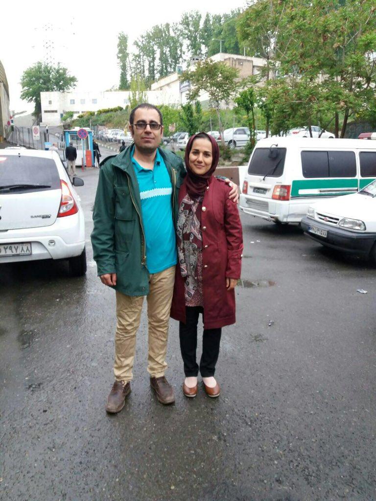 آزادی موقت محمد حبیبی