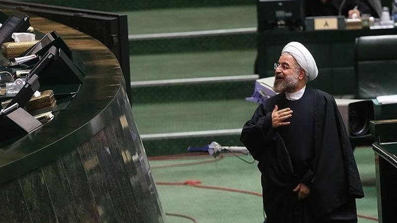 ارسال نامه سوال از رئیسجمهور به دفتر روحانی
