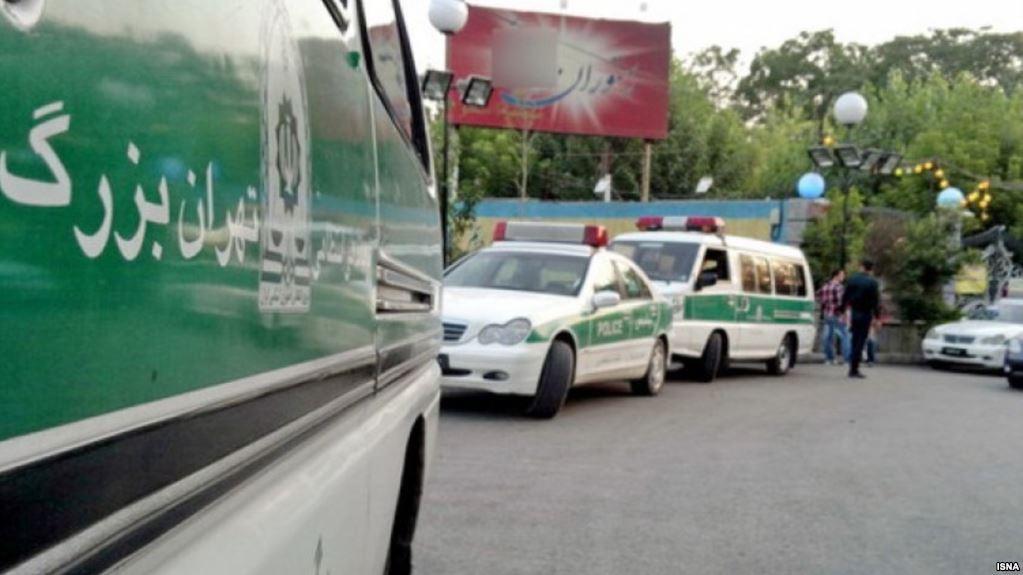 دستگیری ۲۳۰ نفر در پارتیهای شب یلدا
