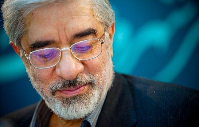 میرحسین موسوی در بیمارستان قلب