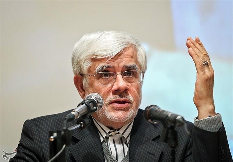 پشیمانی عارف از ائتلاف با اعتدالگرایان در انتخابات مجلس