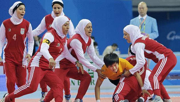 وعده پخش مسابقات زنان در بازیهای جاکارتا