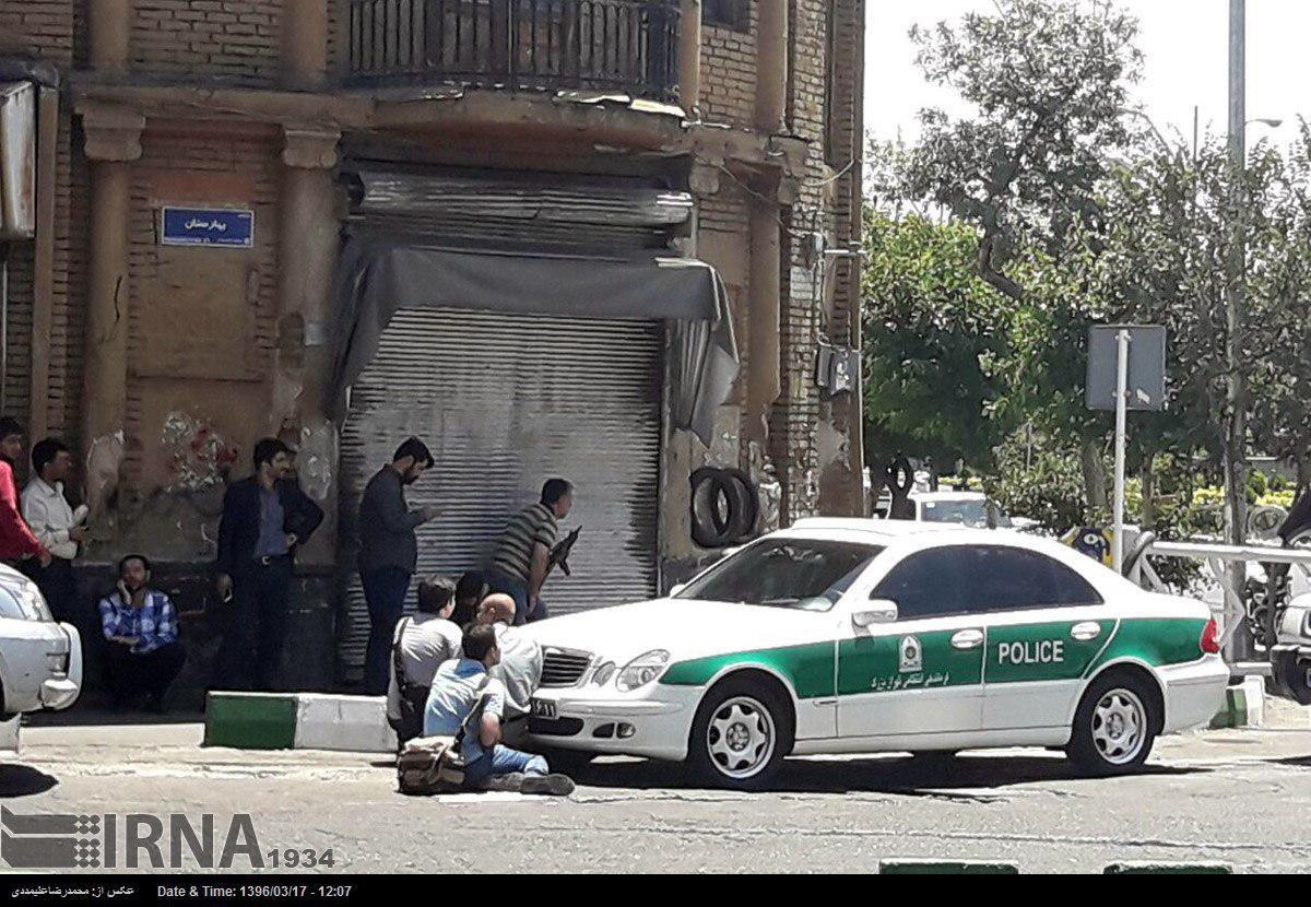 پیام حسن روحانی در خصوص حوادث تروریستی امروز تهران