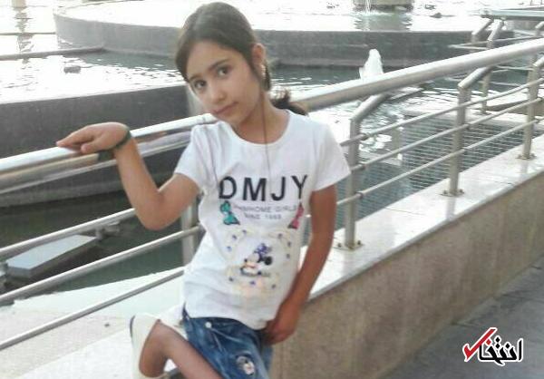 بازداشت پسر ۱۴ ساله به اتهام قتل ملیکا دختر ۸ ساله در خوزستان