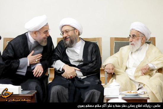 واکنش مجلس خبرگان رهبری به سخنان روحانی
