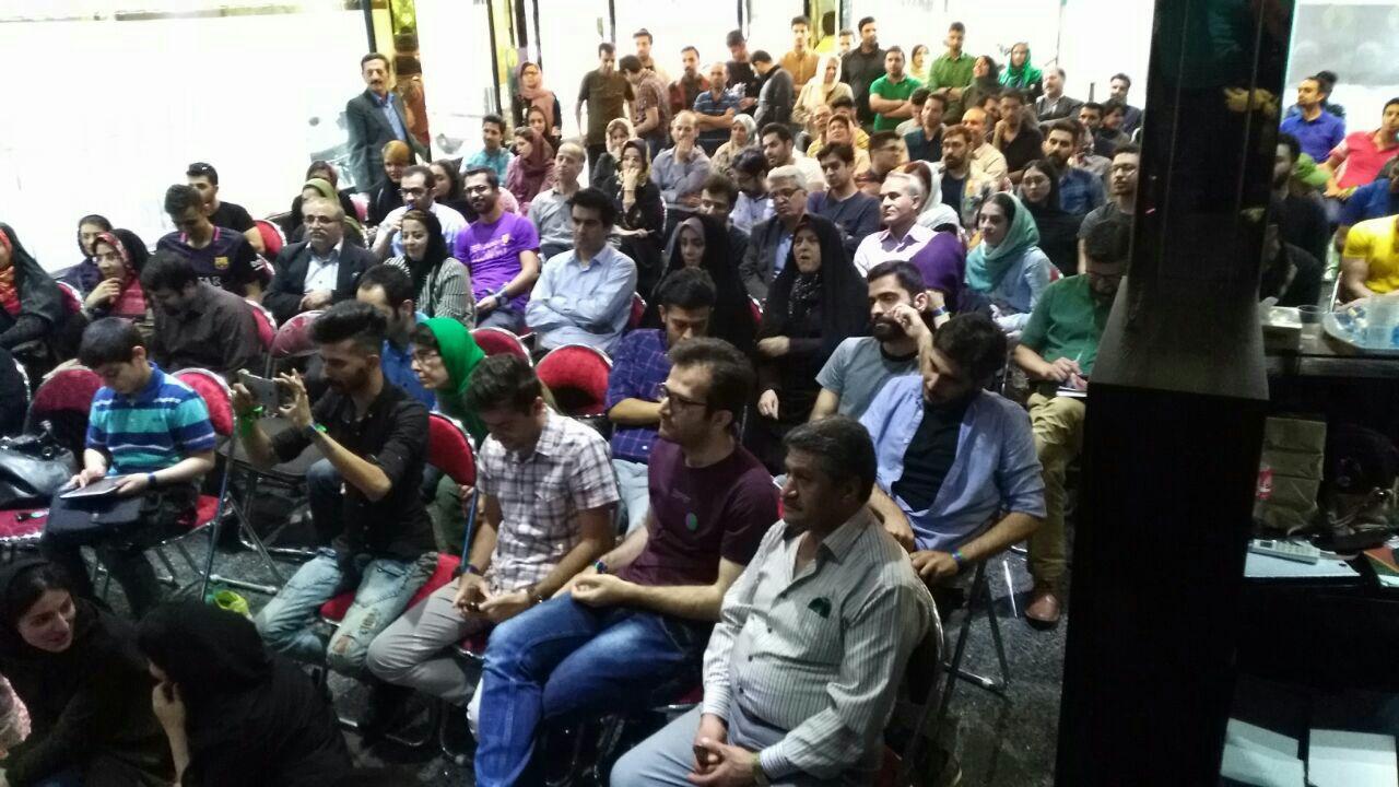 حضور، بازجویی و عکاسی پلیس امنیت از برخی ستادهای روحانی در تهران