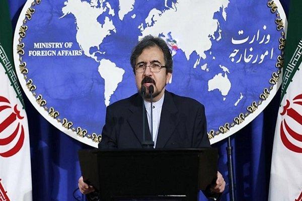 واکنش ایران به گزارش عاصمه جهانگیر:سیاسی،مغرضانه و فاقد مشروعیت