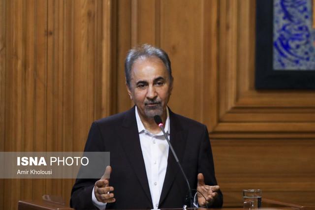 مخالفت  شورای شهر تهران با استعفای محمد علی نجفی