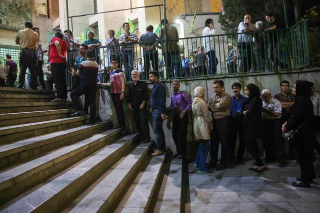 آراء انتخابات ایران در روسیه به تفکیک حوزهها