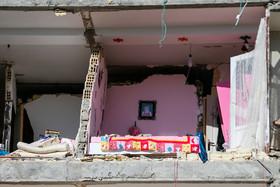 آمار میزان خسارتهای زلزله
