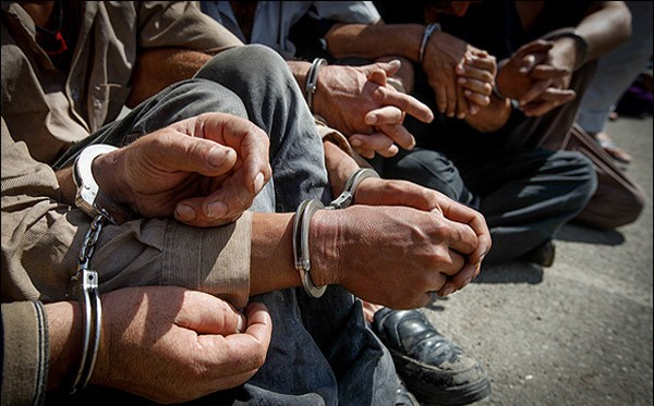 بازداشت  فعالان عرب در مراسم شب عید فطر