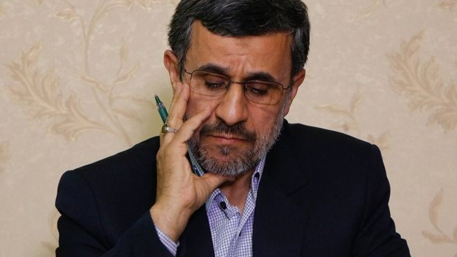 احمدینژاد: قوه قضائیه مسئول سلامت مشایی است