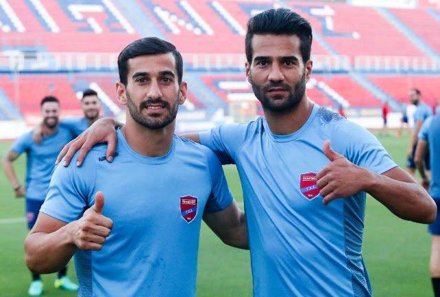 جنجال بر سر بازی دو فوتبالیست ایرانی مقابل تیم باشگاهی اسرائیل