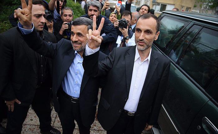 قوه قضاییه: پرونده  احمدینژاد و بقایی مفتوح است
