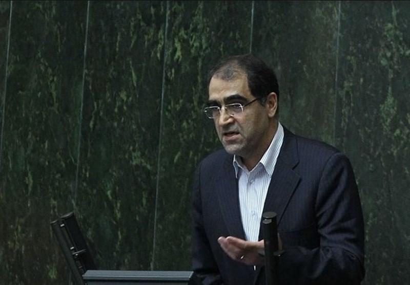 دفاع وزیر بهداشت از اتهامات اقتصادی: مدرک دارید به قوه قضائیه بدهید