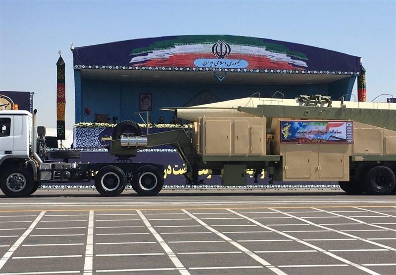 «رونمایی از سومین موشک ایران با برد «حمله به اسراییل