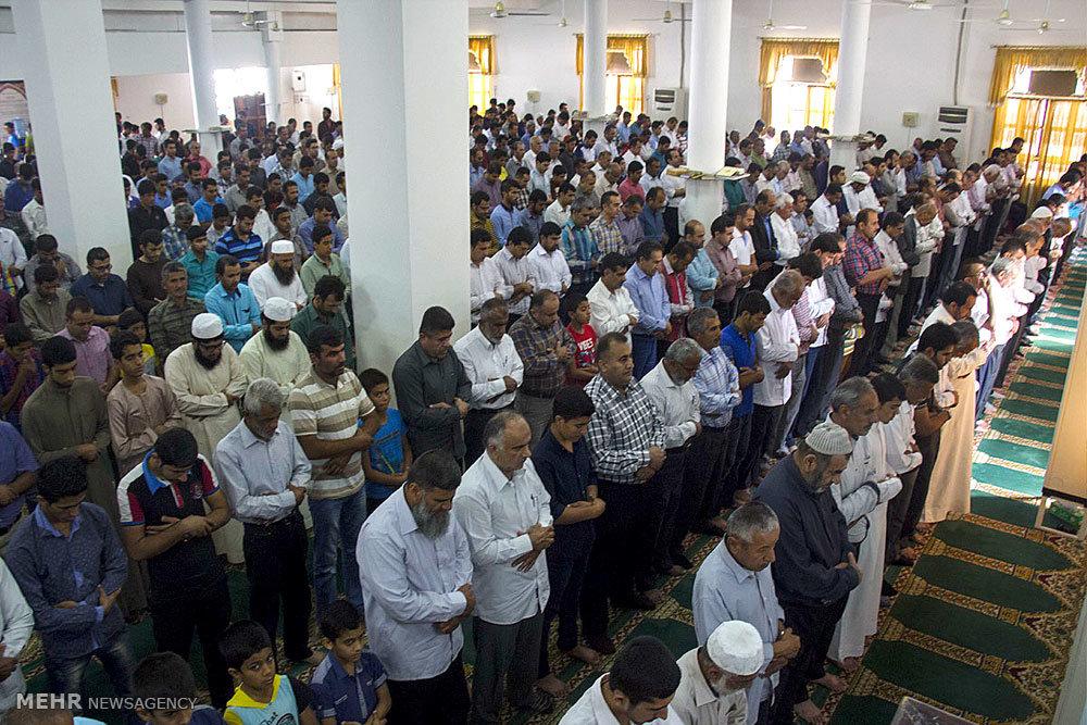 اولین نماز جمعه اهل سنت گلستان بعد از سالها انتظار