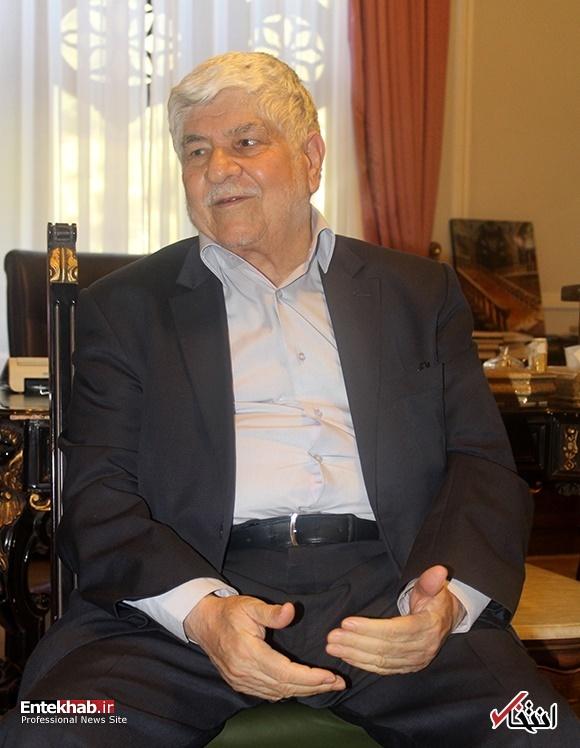 محمد هاشمی:براساس نظرسنجی ها روحانی پیروز است