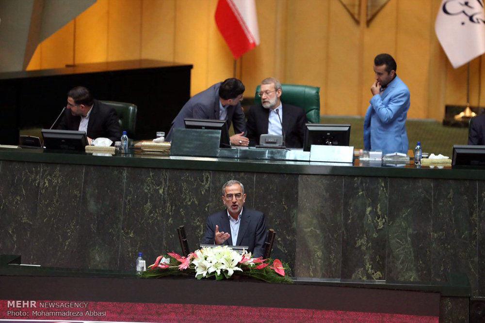 دولت در انتظار تصمیم هیات رئيسه مجلس درباره بیطرف