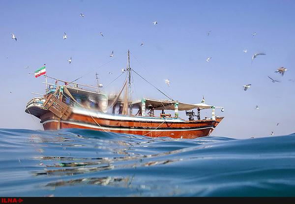 ۸ ماهیگیر چابهاری در اسارت دزدان دریایی