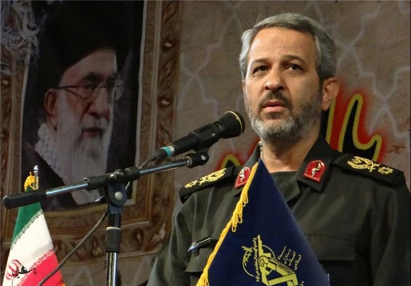 واکنش رئیس بسیج به روحانی: محو اسرائیل آمال ماست