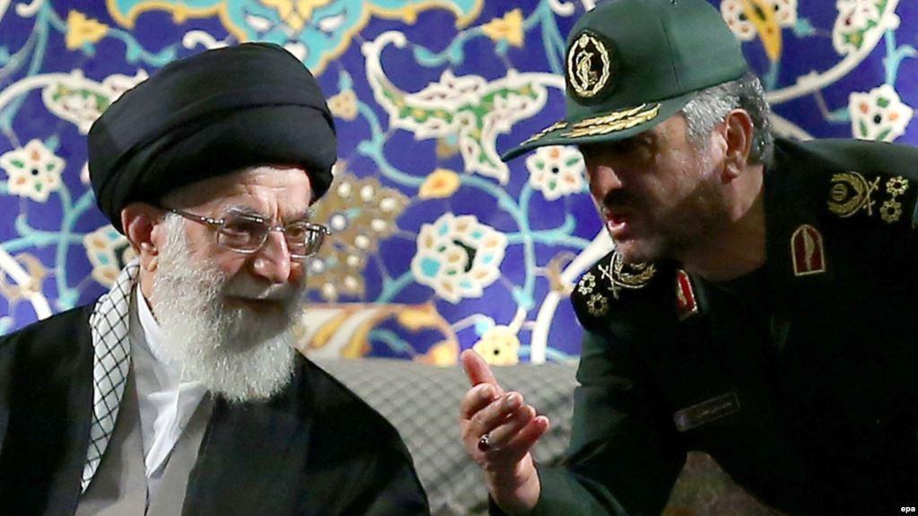 ابقای سه ساله جعفری بر فرماندهی سپاه