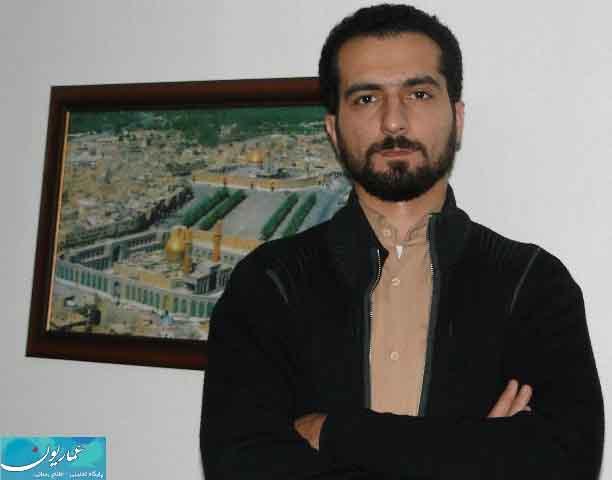 رضا گلپور در زندان  اطلاعات سپاه است