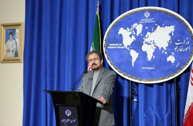 قاسمی: سفیر ایران در کویت میماند