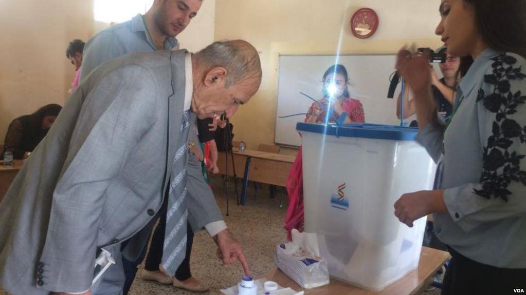 دلیل حمایت اسرائیل از همه پرسی کردستان عراق به روایت نهضت آزادی:داشتن پایگاه نظامی درعراق