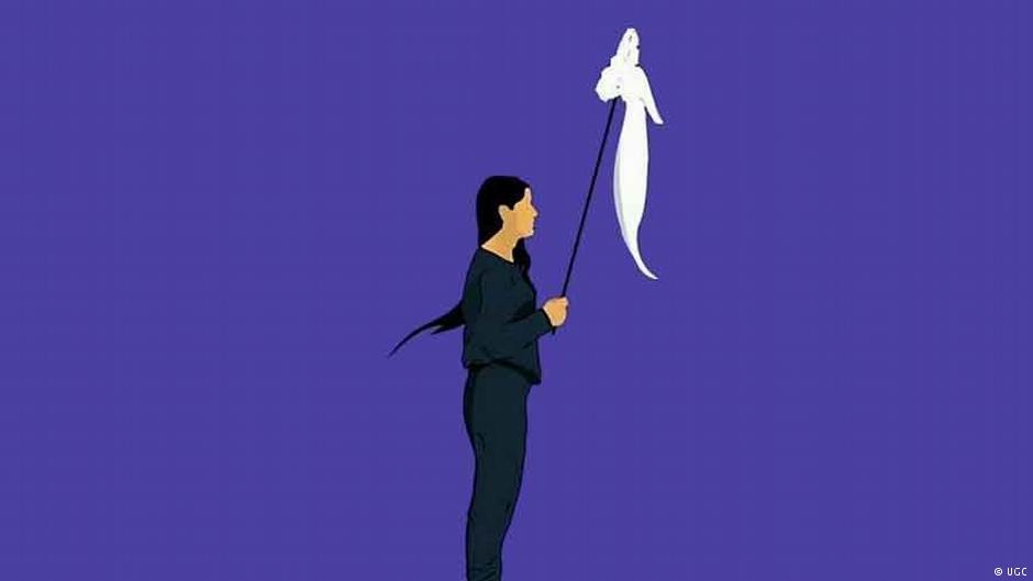۲۴ ماه حبس برای یکی از دختران خیابان انقلاب