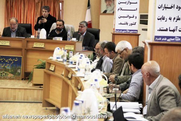 لیست امید پیشتاز انتخابات شوراها در شیراز
