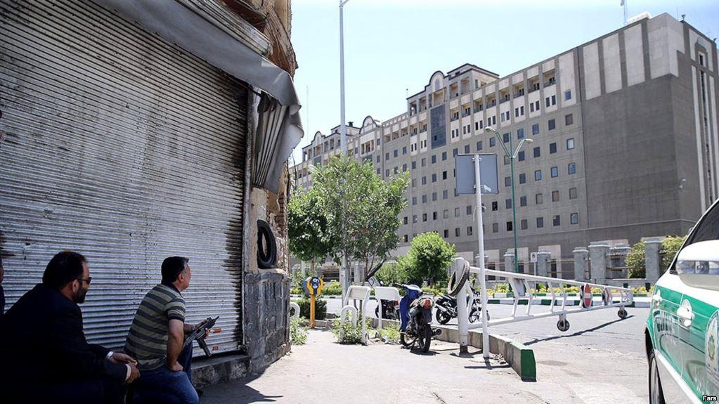 تدابیر جدید امنیتی برای حفاظت از ساختمان مجلس